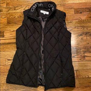 Calvin Klein puffer vest!